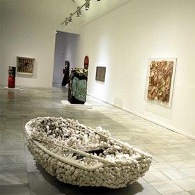 Diseño de exposición del Reina Sofía